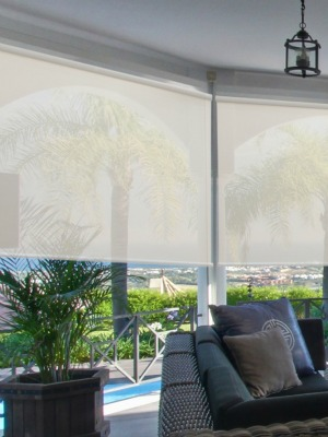5% Openness Solar Shades