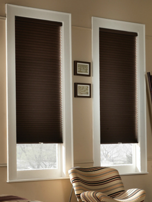cordless blackout cellular shades free shipping everyday. Black Bedroom Furniture Sets. Home Design Ideas