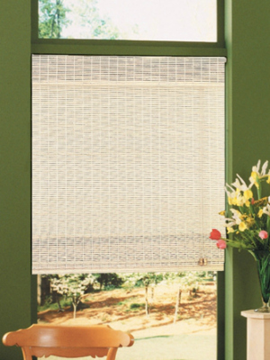 Classic Woven Wood Shades