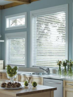premium 2 1 2 inch faux wood blinds. Black Bedroom Furniture Sets. Home Design Ideas